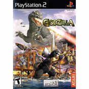Godzilla Save the Earth - PS2 Game