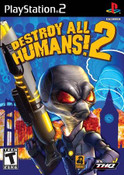 Destroy All Humans 2 - PS2 Game