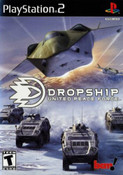 Dropship: United Peace Force - PS2 Game