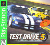 Complete Test Drive 5 Greatest Hits - PS1 Game