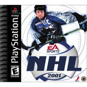 NHL 2001 - PS1 Game