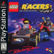 Complete Lego Racers - PS1 Game