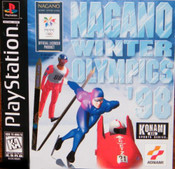 Complete Nagano Winter Olympics 98 - PS1 Game
