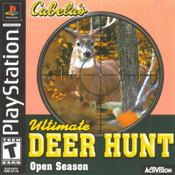 Cabela's Ultimate Deer Hunt Open Season - PS1 Game