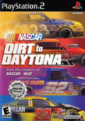 Nascar Dirt to Daytona - PS2 Game