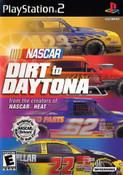 Nascar Dirt to Daytona - PS2 Game