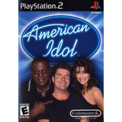 American Idol Video Game For Sony PS2