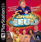 Family Feud - PS1 Game