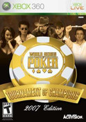 World Series of Poker Tournament of Champions 2007 Edition - Xbox 360 Game