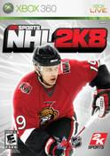 NHL 2k8 - Xbox 360 Game