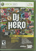 DJ Hero - Xbox 360 Game