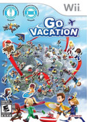 Go Vacation - Wii Game