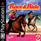 Barbie Race and Ride - PS1 Game