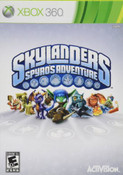 Skylanders Spyro's Adventure - Xbox 360 Game