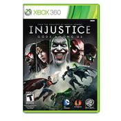 Injustice Gods Among Us - Xbox 360 Game