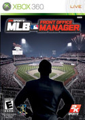 New MLB Front Office Manager - Xbox 360 Game