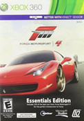 Forza Motorsport 4 Essentials Edition - Xbox 360 Game