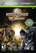 Mortal Kombat vs DC Universe - Xbox 360 Game