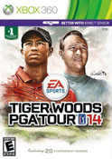 Tiger Woods PGA Tour 14 - Xbox 360 Game
