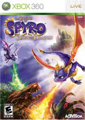Legend of Spyro Dawn of the Dragon - Xbox 360 Game