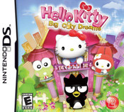Hello Kitty Big City Dreams - DS Game