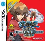Yu-Gi-Oh World Championship 2008 - DS Game