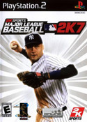 Major League Baseball 2K7 - PS2 Game