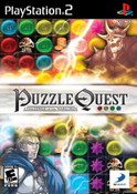 Puzzle Quest - PS2 Game