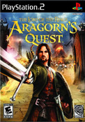 Lord of the Rings: Aragorn's Quest - PS2 Game