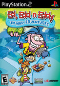 Ed, Edd n Eddy: The Mis-Edventures - PS2 Game