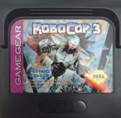 RoboCop 3 - Game Gear Game