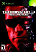 Terminator 3 Rise of the Machine - Xbox Game