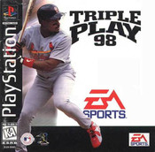 Complete Triple Play 98 - PS1 Game