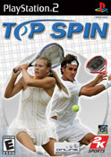 Top Spin - PS2 Game