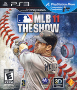 MLB 11 the Show - PS3 Game