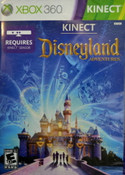 Disneyland Adventures - Xbox 360 Game