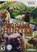 Cabela's Big Game Hunter 2012 - Wii Game