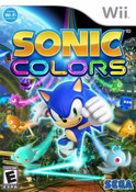 Sonic Colors - Wii Game