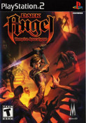 Dark Angel Vampire Apocalypse - PS2 Game