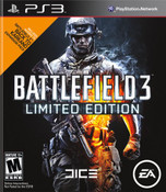 Battlefield 3 Limited Edition - PS3 Game