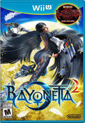 Bayonetta 2 First Press - Wii U