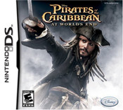 Pirates of the Caribbean At World's End - DS Game