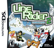 Line Rider 2 Unbound - DS Game
