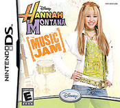 Hannah Montana Music Jam - DS Game