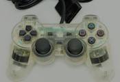 Original Analog Clear Controller - PS1