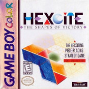 Hexcite - Game Boy Color Game