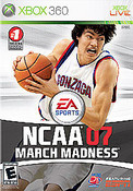 NCAA 07 March Madness - Xbox 360 Game