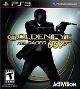 007 GoldenEye Reloaded - PS3 Game