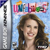 Unfabulous - Game Boy Advance Game
