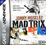 Jonny Moseley Mad Trix - Game Boy Advance Game